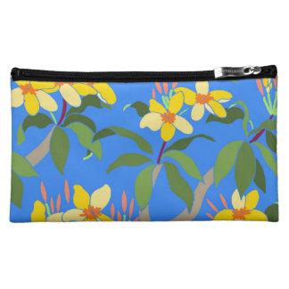 Frangipani Cosmetic Bag