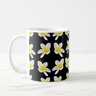 Frangipani_Flower_Sensation,_ Coffee Mug