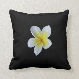 Frangipani Printed Cushion/Pillow Cushion