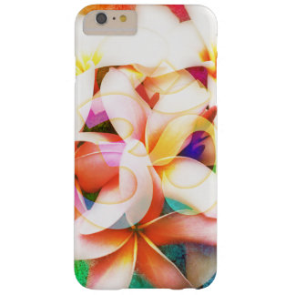 Frangipani Temple Flower Barely There iPhone 6 Plus Case