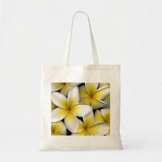 Frangipani Tote Bag