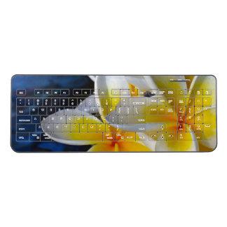Frangipani Wireless Keyboard