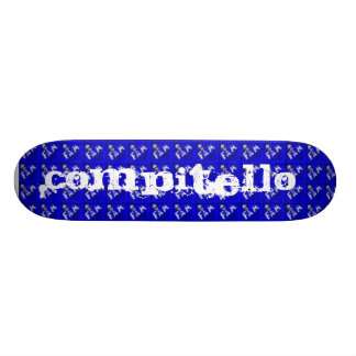 frank compitello's pro deck 20.6 cm skateboard deck