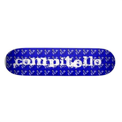 frank compitello's pro deck skate boards