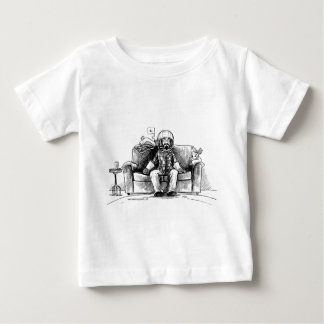 Frank dressed for anything infant T-Shirt