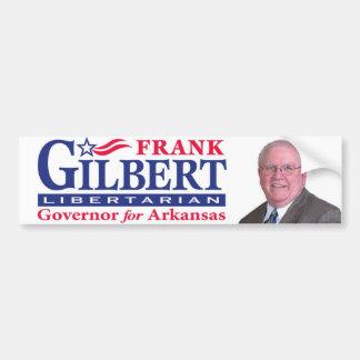 Frank Gilbert - Bumper Sticker