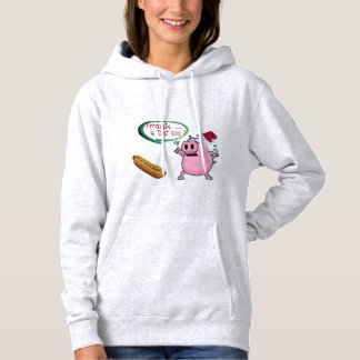 Frank is that you Funny Pork BBQ hoodie design hip