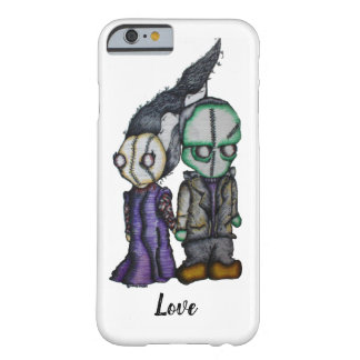 Frank-n-Bride Barely There Phone Case