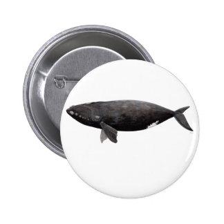 Frank whale of Atlantic 6 Cm Round Badge