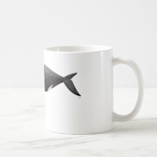 Frank whale of Atlantic Coffee Mug