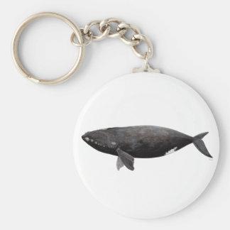 Frank whale of Atlantic Key Ring