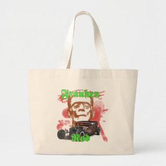 Franken Rod Jumbo Tote Bag