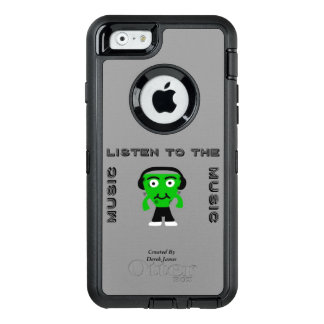 FrankenCheese Listen To The Music iPhone 6/6s Case