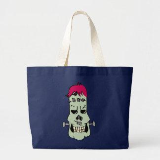 Frankenskull Bag