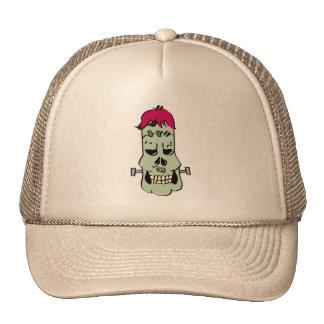 Frankenskull Hat