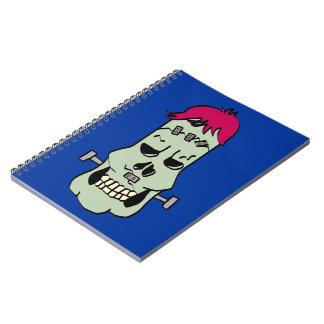 Frankenskull Notebook