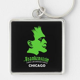 Frankenstein, Bar, Disco, Chicago, Illinois Key Ring