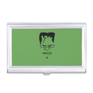 Frankenstein Business Card Holder