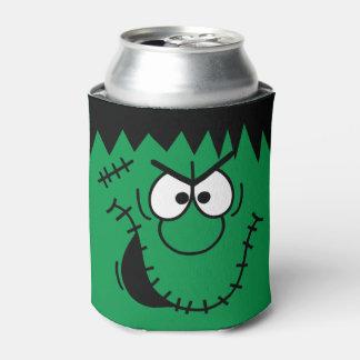 Frankenstein Face - Halloween Can Cooler
