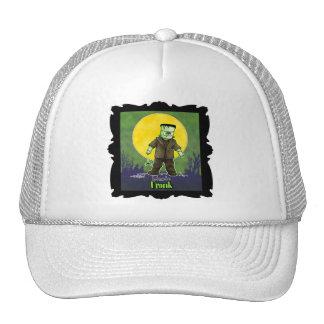 Frankenstein Halloween Design Cap