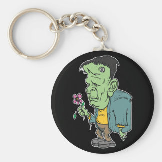 Frankenstein Keychain Key Chain