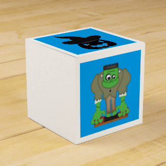Frankenstein Moster Gift Box Wedding Favour Box
