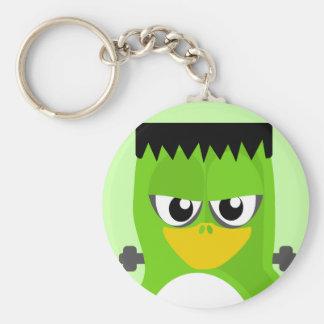 Frankenstein Penguin Key Ring