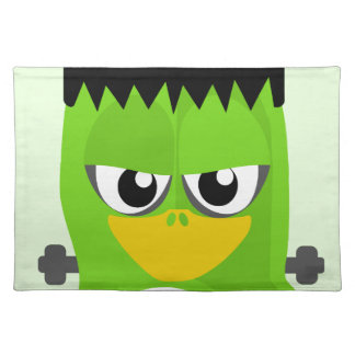 Frankenstein Penguin Placemat