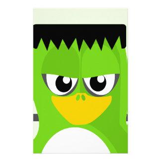 Frankenstein Penguin Stationery