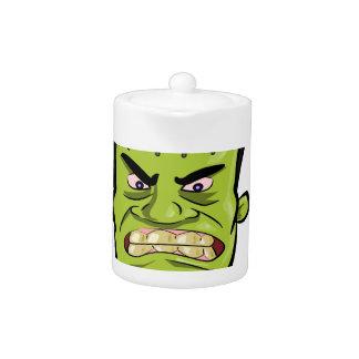 Frankenstein pumpkin spice