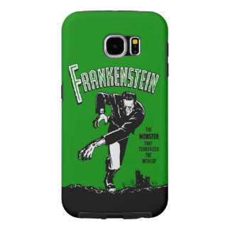 Frankenstein - Samsung Galaxy S6 Halloween Samsung Galaxy S6 Cases
