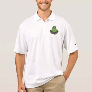 Frankenstein's Monster cartoon Polo Shirt