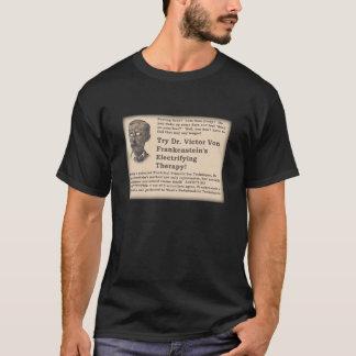 Frankenstein's Old Time Ad T-Shirt