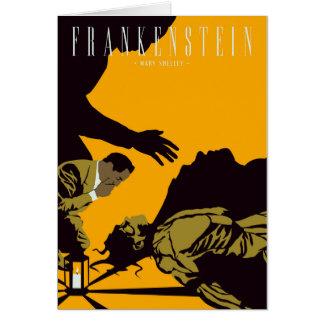 frankenstien card