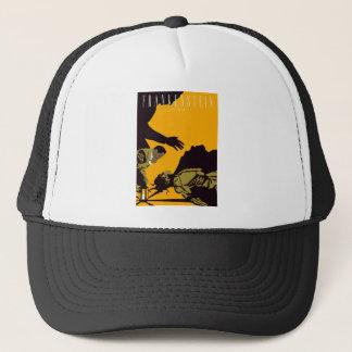 frankenstien trucker hat