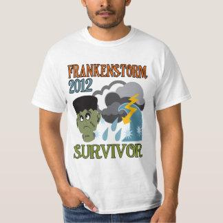 Frankenstorm 2012 Survivor T-Shirt