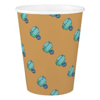 Frankented Paper Cup