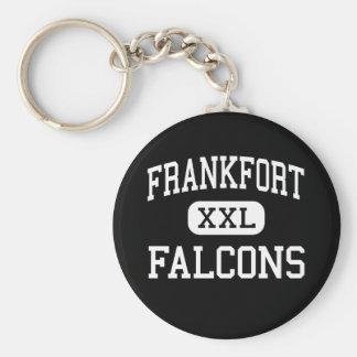 Frankfort - Falcons - High - Ridgeley Key Chains