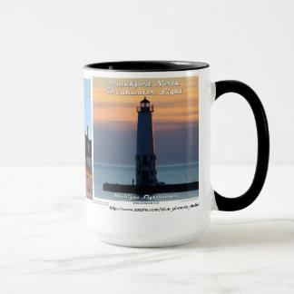 Frankfort Light _ Point Betsie _ Manning Memorial Mug