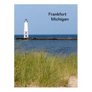 Frankfort Michigan Postcard