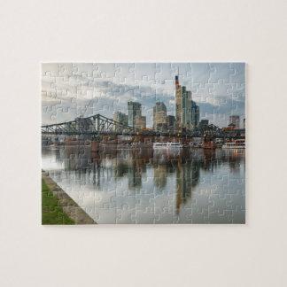 Frankfurt am Main Jigsaw Puzzle