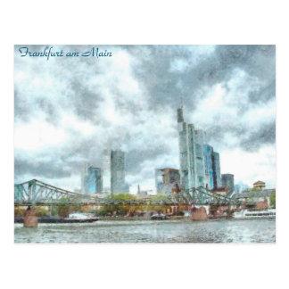 Frankfurt am Main Postcard