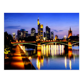 Frankfurt am Main Postcard