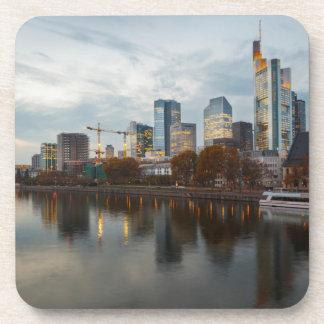 Frankfurt am Main skyline Coaster