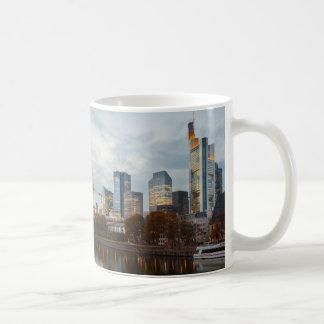 Frankfurt am Main skyline Coffee Mug