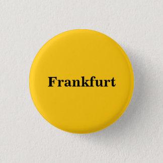 Frankfurt   button gold Gleb