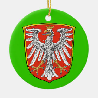 Frankfurt* Christmas Ornament
