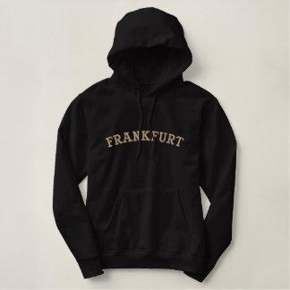 FRANKFURT EMBROIDERED HOODIE