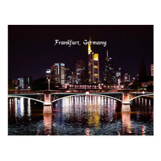 Frankfurt, Germany Postcard
