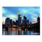 Frankfurt, Germany Postcard